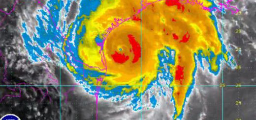 Huracán Harvey acaba de ascender a categoría 3 |Foto cortesía