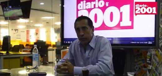 Diputado José Guerra durante entrevista con 2001 |Captura de video