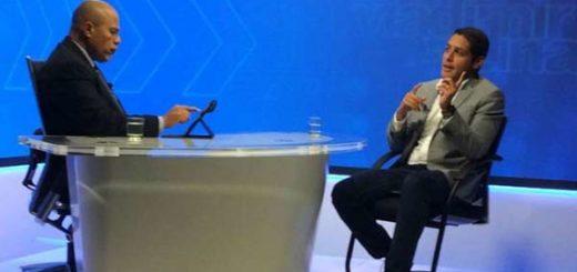 José Manuel Olivares, diputado de la AN |Foto: Globovisión