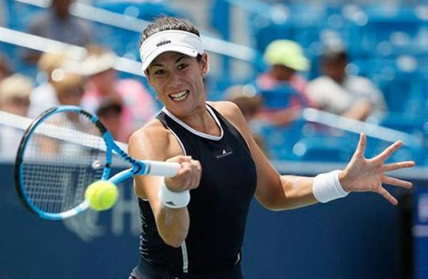 Garbiñe Muguruza, tenista española-venezolana |Foto agencia