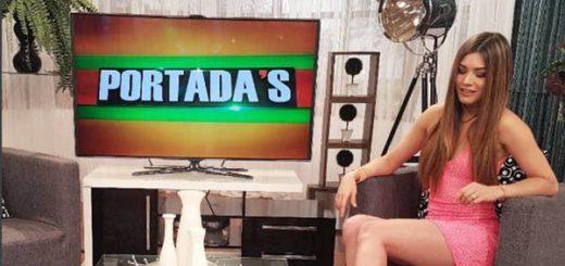 Osmariel Villalobos ya no estará en Portada's |Foto: Instagram
