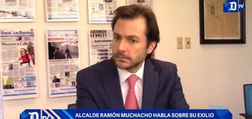Alcalde de Chacao, Ramón Muchacho |Captura de video