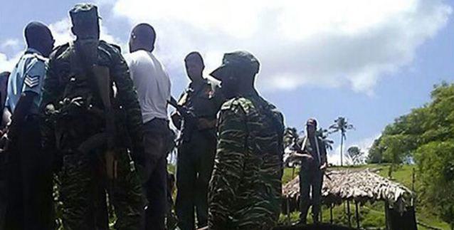 Soldados venezolanos robaron comida en Guayana |Foto: Diario La Nación