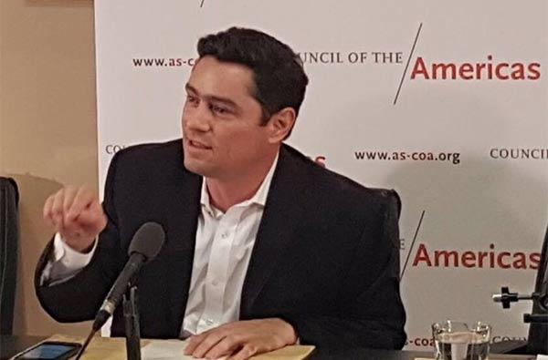 Carlos Vecchio, dirigente de Voluntad Popular |Foto: Nota de prensa