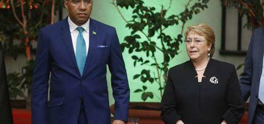 Chile y Jamaica piden salida pacífica para crisis en Venezuela  |Foto: EFE