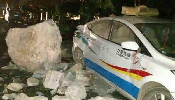 Terremoto de 6,5 en China |Foto cortesía