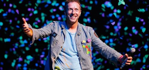 Chris Martin, vocalista de Coldplay| Foto: cortesía