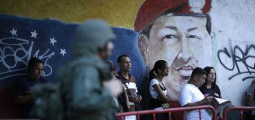 Chavismo pide repetir elección de Constituyente en 5 municipios de Venezuela | Foto: Referencial