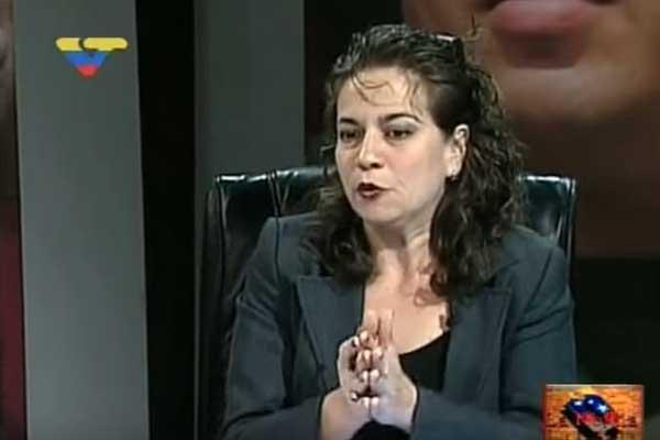 La insólita explicación sobre la delgadez de los venezolanos de una constituyentista chavista | Captura de video