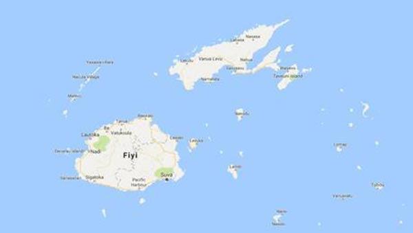 Costa de Fiyi |Foto cortesía