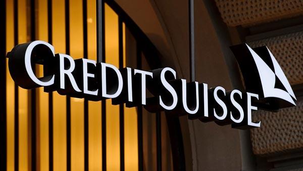 Banco Credit Suisse | Foto referencial