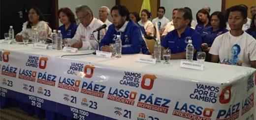 """Diputado Ecuatoriano: """"Esperamos acciones más concretas por parte de Ecuador sobre Venezuela"""""""