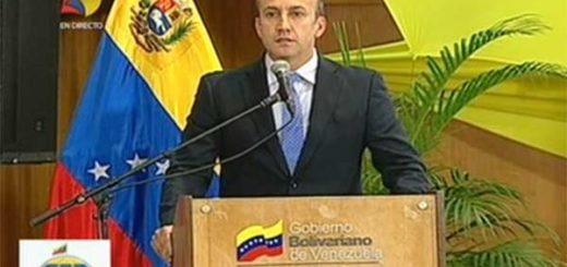 Tareck El Aissami, Vicepresidente de Venezuela | Foto: Twitter