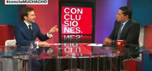 Ramón Muchacho alcalde de el municipio Chacao destituido por el TSJ   Foto: Captura de pantalla