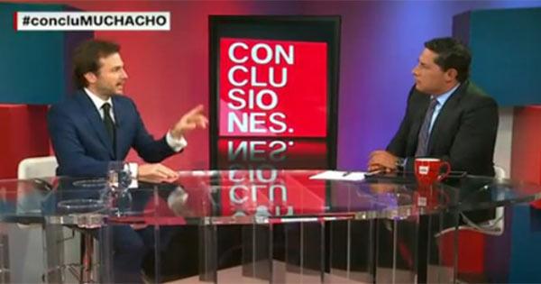 Ramón Muchacho alcalde de el municipio Chacao destituido por el TSJ | Foto: Captura de pantalla
