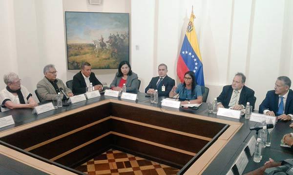 Comisión de la Verdad inicia investigaciones contra responsables de hechos violentos en el país   Foto: Twitter