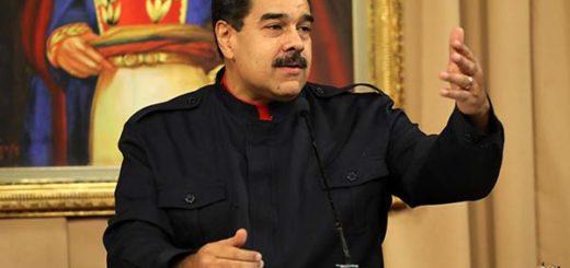 Presidente Nicolás Maduro | Foto: Twitter