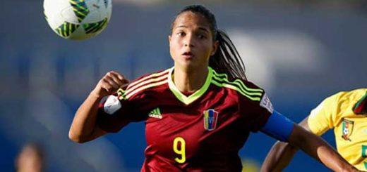 Deyna Castellanos | Foto: FIFA