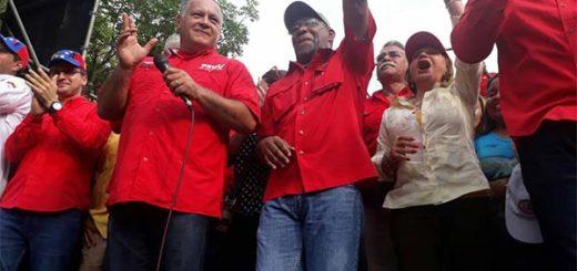 Diosdado Cabello, Primer Vicepresidente del PSUV | Foto: Twitter