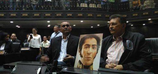 "Diputados chavistas crean ""Bloque Parlamentario Socialista"" para unirse a la AN | Foto: @AsambleaVE"