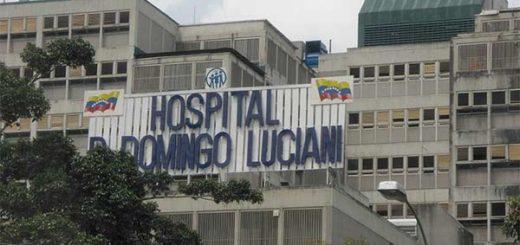 Hospital Dr. Domingo Luciani de El Llanito | Foto: Referencial