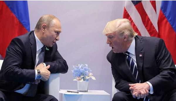 Vladimir Putin y Donald Trump |Foto: Reuters