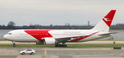 Aerolínea Dynamic | Foto referencial