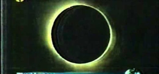 Eclipse total de sol en el 1998 |Captura de video