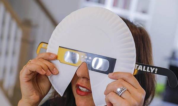 Claves para disfrutar del Eclipse solar este lunes |Foto: EFE