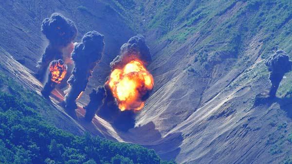 Estados Unidos y Corea del Sur inician entrenamientos de bombardeo |Foto: AFP