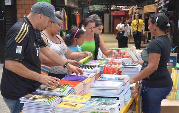 Precio de la lista escolar supera los 200 mil bolívares | Foto: Referencial