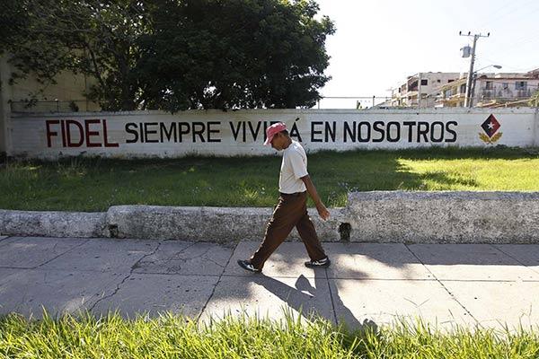 Cuba recuerda a Fidel Castro en el que sería sus 91 años |Foto: EFE