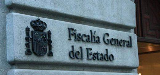 Fiscalía española |Foto cortesía