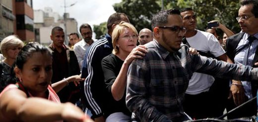 Fiscal General de la República escapó de la agresión en moto |Foto: Reuters