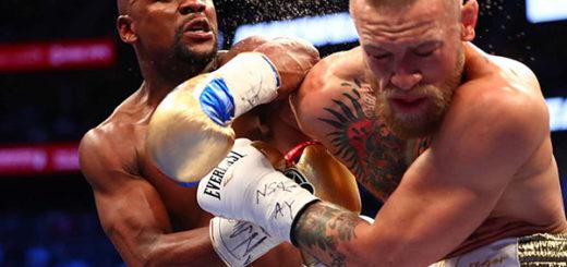 El ganador de la pelea del siglo: Floyd Mayweather |Foto: Mark J. Rebilas-USA TODAY Sports