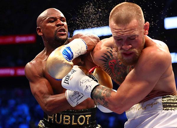El ganador de la pelea del silgo: Floyd Mayweather |Foto: Mark J. Rebilas-USA TODAY Sports