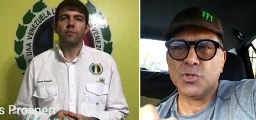 Diputado de AD le responde a Franklin Virgüez | Composición Notitotal