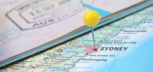 Venezolanos en Australia alertan del rechazo de visados debido a la crisis   Foto referencial