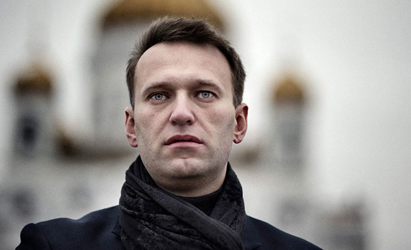 Alexéi Navalny | Foto:  YURI KOZYREV