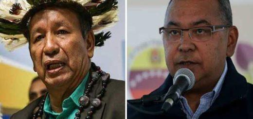 Reverol responsabilizó a Guarulla por masacre en cárcel de Amazonas | Composición: NotiTotal