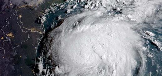 Tormenta Harvey, posiblemente la más poderosa de los últimos años |Foto: Reuters