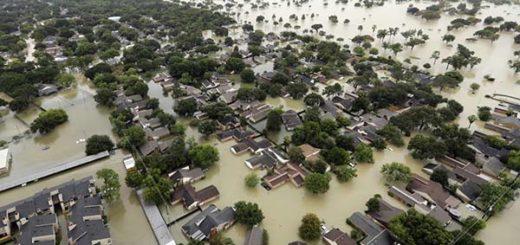 Las inundaciones en Texas no dejan de sorprender al mundo |Foto: AP