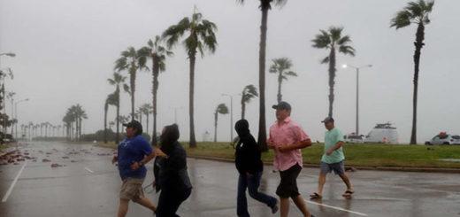 Harvey subió a categoría 4 |Foto: Reuters