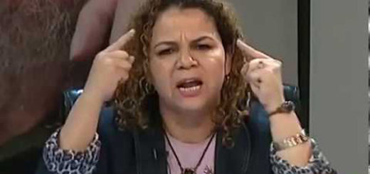 Iris Varela amenaza a Luisa Ortega Díaz | Foto: Captura de video