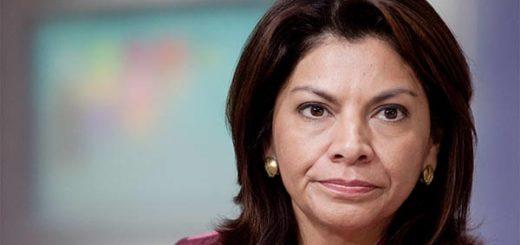 Laura Chinchilla, ex presidenta de Costa Rica |Foto cortesía