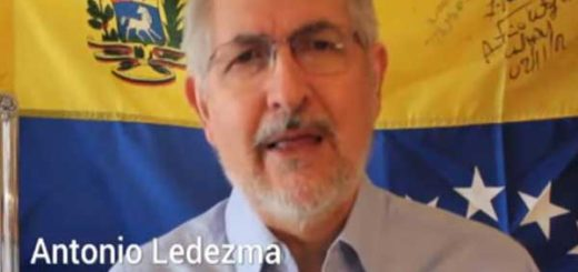 Antonio Ledezma | Captura de video