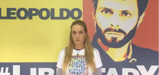 Lilian Tintori, activista por los DDHH | Foto: Captura de video