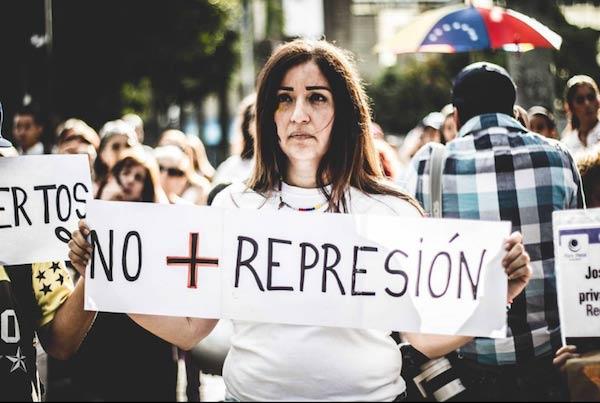 Mamá Lis, lleva tres meses encarcelada sin justificación |Foto cortesía