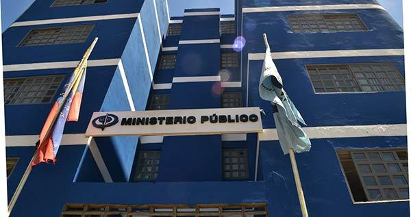 Sede del Ministerio Público (MP) en el estado Sucre   Foto: Referencial