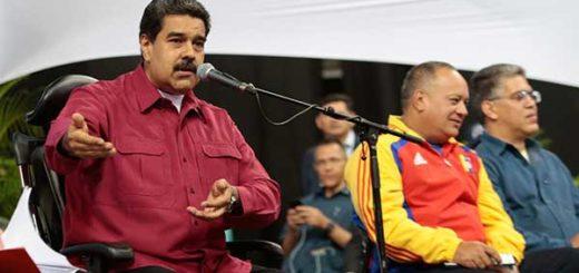 Maduro postergó instalación de la ANC   Foto: @PresidencialVen
